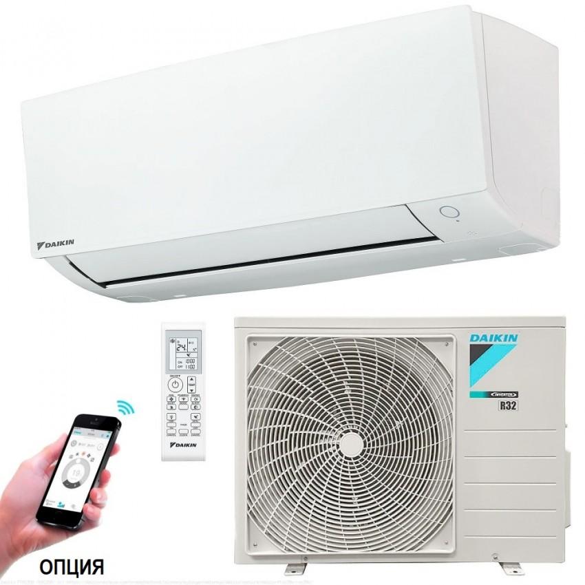 Климатик Инвертор Daikin FTXC25B / RXC25B - SENSIRA - BLUEVOLUTION R32
