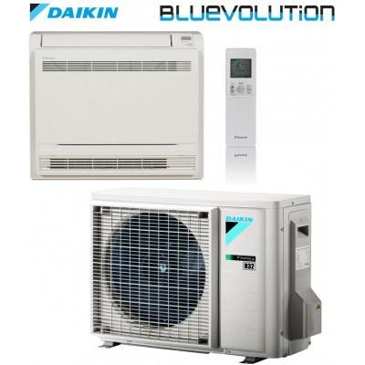 Климатик Инвертор ПОДОВ Тип Daikin FVXM25F / RXM25N - ПОДОВ - BLUEVOLUTION R32