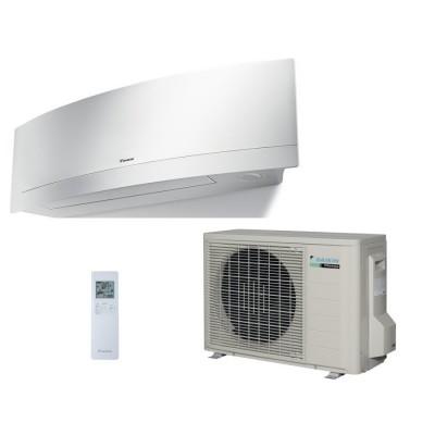 Климатик Инвертор Daikin FTXJ25MW / RXJ25M - EMURA - BLUEVOLUTION R32