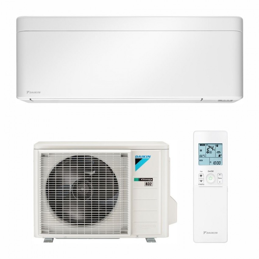 Климатик Инвертор Daikin FTXA25AW / RXA25A - STYLISH - BLUEVOLUTION R32