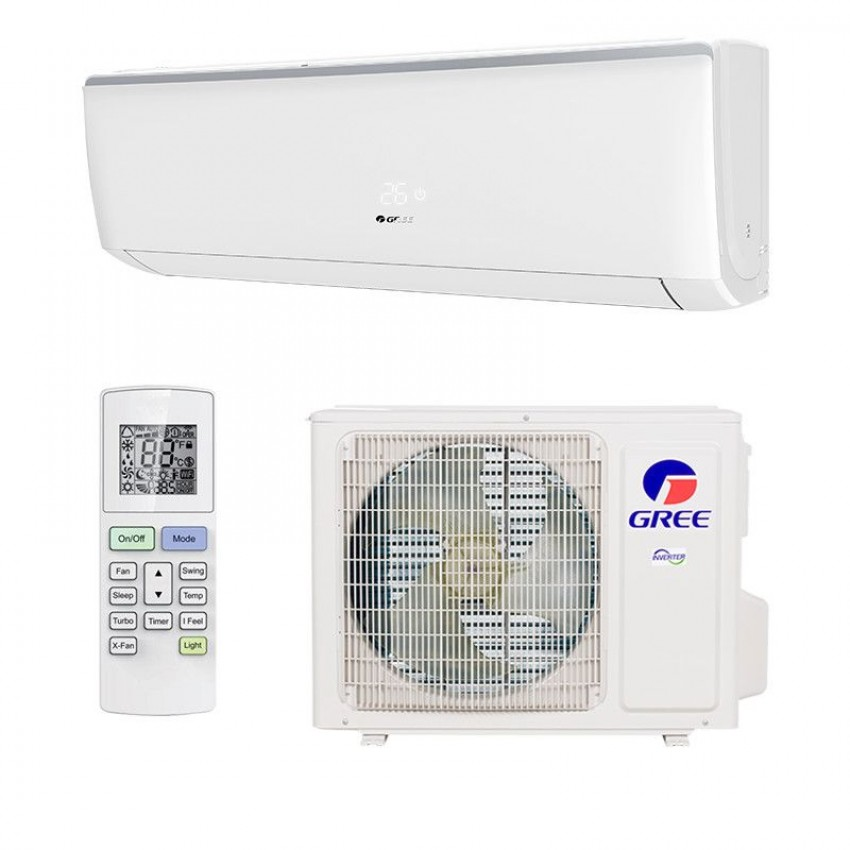 Климатик Инвертор GREE GWH24AAD-K6DNA4A - BORA R32
