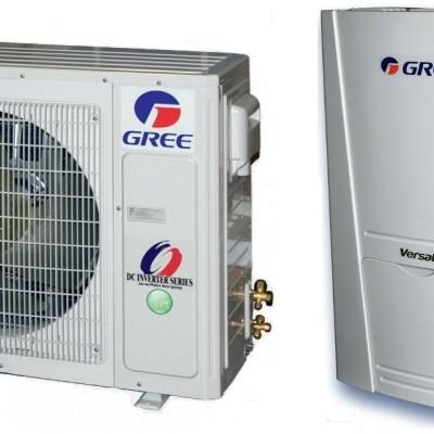 HEAT PUMP Gree VERSATI II GRS-CQ10Pd/NaB-K(O)  1Ф
