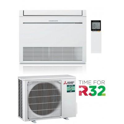 НОВ Климатик Инвертор ПОДОВ Тип Mitsubishi Electric MFZ-KT25VG / SUZ-M25VA - R32