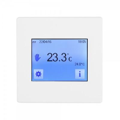 Термостат TFT Дигитален със сензорен екран, 16A